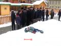 Мальчик притворился спящим при встрече президента Татарстана
