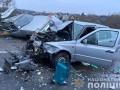 ДТП под Тернополем: пять пострадавших, среди них ребенок