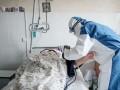 В МОЗ назвали число госпитализированных с COVID