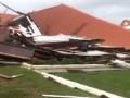 Ураган разрушил здание парламента в королевстве Тонга