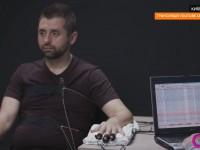Арахамия проходит проверку на полиграфе в прямом эфире