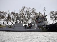 Украина подала на РФ в международный трибунал из-за моряков