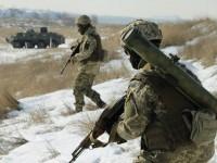 Война на Донбассе: В результате взрыва погиб украинской военный