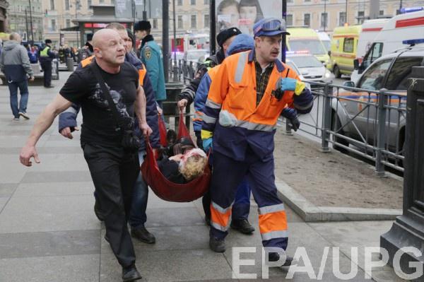 ФСБ пока не называет имя предпологаемого заказчика теракта