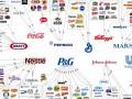 Иллюзия выбора: мы покупаем все у 10 корпораций (ИНФОГРАФИКА)