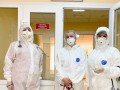 В Александровской больнице заканчиваются койки для пациентов с COVID-19