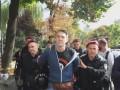 Задержаны двое участников митингов под Нацсоветом