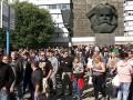 Город в Германии охватили беспорядки после гибели мужчины
