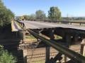 Укравтодор объяснил, почему упал мост в Харькове