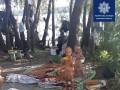 В Запорожье родители отдали детей бездомному на несколько дней