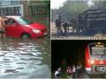 Итоги 19 июля: потоп в Днепре, нападение на поезд в Германии и крупные потери на Донбассе