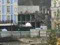 На стройке Укрбуда в Киеве обвалилась плита: пострадавших нет