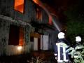 В Одессе горел корпус санатория