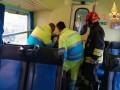 В Италии поезд въехал в торнадо, есть пострадавшие