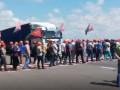 Под Львовом шахтеры блокируют трассу из-за долгов по зарплате