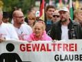 В Саксонии 3 тысячи немцев вышли протестовать против беженцев