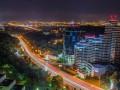 Киев с высоты: осенний Печерск (фото)
