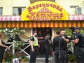 В центре Киева банда устроила стрельбу в ресторане