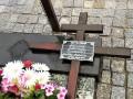 В Сумах надругались над могилами воинов АТО