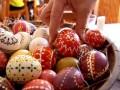 Немецкие славяне вспоминают традиции раскрашивания пасхальных яиц