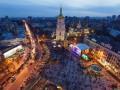 Новый год в Киеве: елку на Софийской площади посетили 1 млн. человек (инфографика)