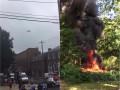 Протесты в Вирджинии: упал вертолет, следивший за ситуацией