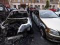 Массовые поджоги авто в Одессе назвали бандитскими разборками