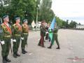 Беларусь разместила гвардейцев и спецназ на границе с Украиной