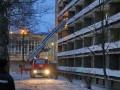 При пожаре в общежитии Смоленского медуниверситета погибли две девушки из Индии