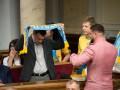 Парубий закрыл вечернее заседание - депутаты ушли смотреть футбол