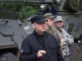 Турчинов назвал потери Нацгвардии на Донбассе