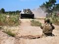 Минобороны: Силы АТО отбили атаку боевиков в районе Старогнатовки