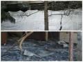 На Львовщине сожженный военный комплекс замаскировали перед приездом Порошенко - СМИ
