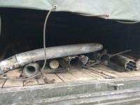 Ликвидация пожара в Калиновке: пострадали двое