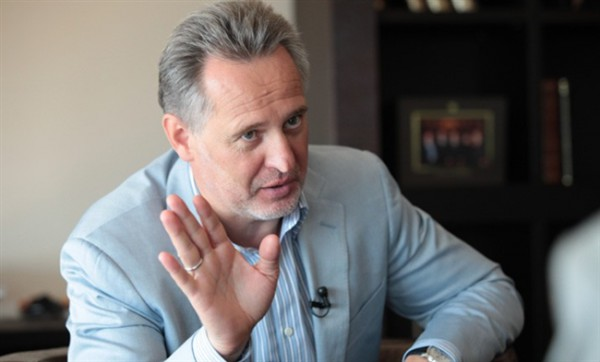 Действия США привели государство Украину ккраху— Дмитрий Фирташ