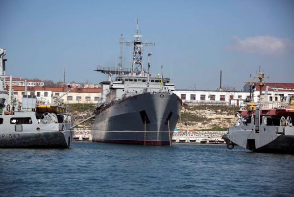 Корабли будут поставлять электричество в Крым. КрымФАН.