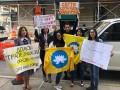 В Элисте россияне опять протестуют против мэра Трапезникова