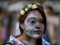В Мексике отмечают День мертвых