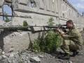 На Луганщине снайпер боевиков ранил подростка