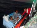 В Мексике два рыбака четыре дня дрейфовали в море на холодильнике