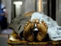 Под Енакиево обнаружены обгоревшие тела трех мужчин и одной женщины
