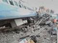 Авария на железной дороге в Индии: десятки погибших