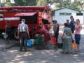 Авдеевка без воды: спасатели помогают жителям