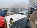 Масштабная авария в США: столкнулись 69 авто