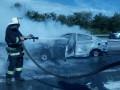 На одесской трассе при ДТП сгорело авто: есть жертвы