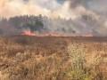 В Харьковской области потушен один из лесных пожаров