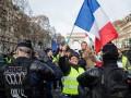 Во Франции начались новые акции