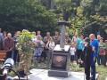 Меч в карте России: в Киеве открыли памятник бойцам АТО