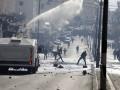 Между палестинцами и силовиками Израиля возникли стычки из-за Иерусалима