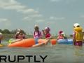 В Чечне создали первый пляж для женщин